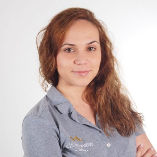Débora Fernández Técnico Superior en Higiene Bucodental