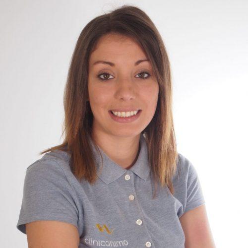 Sandra Domínguez Auxiliar de Clínica